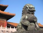Lion in Beijing
